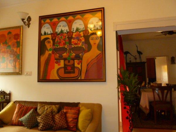 Maya's Nest, Нью-Дели