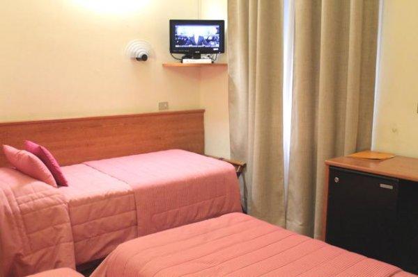 Hotel Bernina, Milão