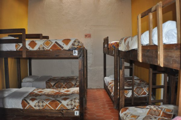 Rossco Backpackers Hostel San Cristobal, Σαν Κριστόμπαλ ντε λας Κάσας