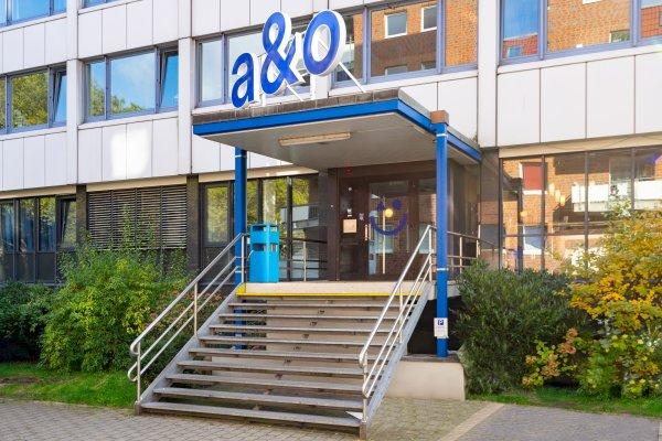 A&O Hamburg Hammer Kirche, Hamburgo