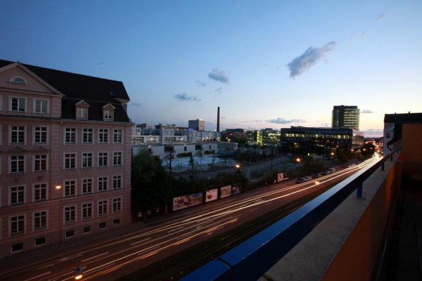 A&O München Hackerbrücke, Мюнхен
