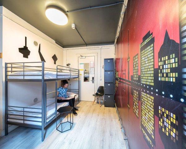 Hostel Room Rotterdam, Роттердам