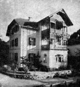 Vila Gorenka, 블레드