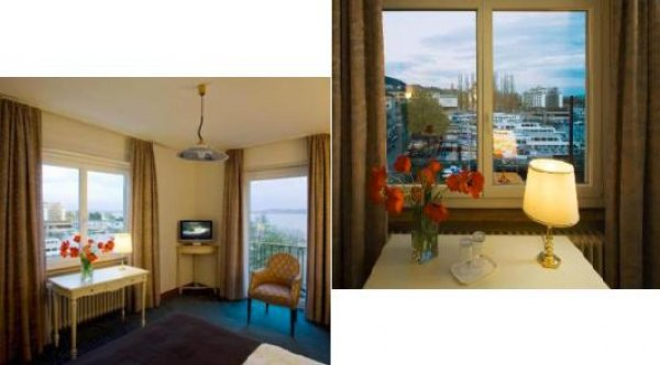 Hotel Touring Au Lac, Neuchatel