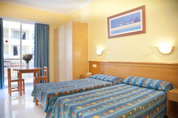 Central Playa Hotel, Ibiza