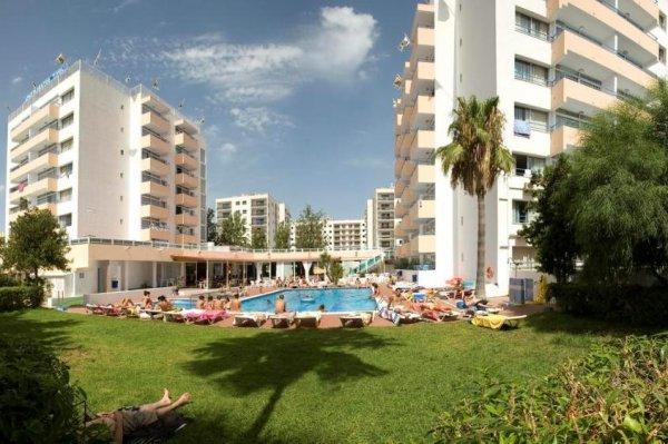 Tivoli Apartments, Ibiza