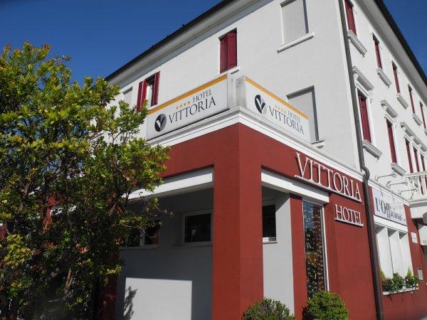 Hotel Vittoria, 帕多瓦