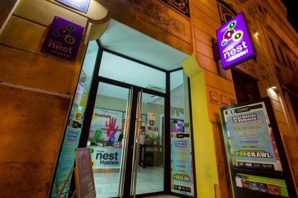 Purple Nest, Valencia