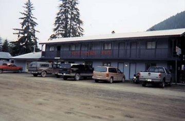 Sealaska Inn Hostel, Hyder