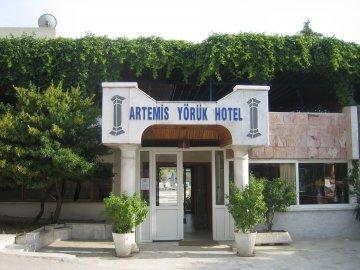 Artemis Yoruk Hostel, Памуккале
