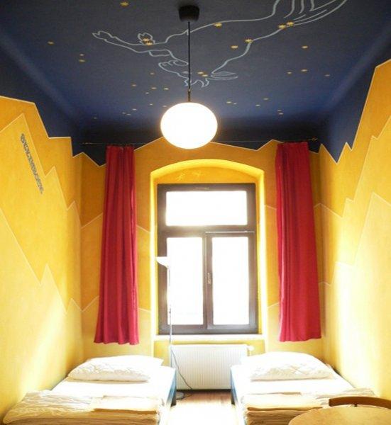Hostel Mondpalast, Dresda