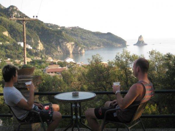 Corfu Backpackers, Corfu