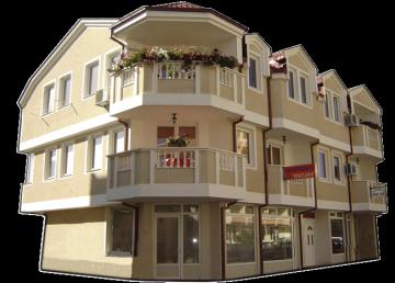 Matjan Apartments, Ohrid