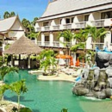 Hotel Jiva Resort and Spa, Phuket Kata Beach