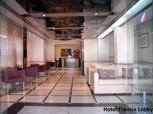 Francia Hotel, Tucumán