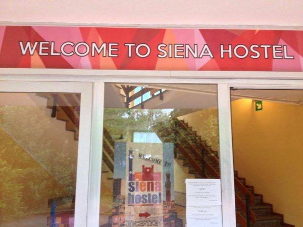 Siena Hostel Guidoriccio, Сиена