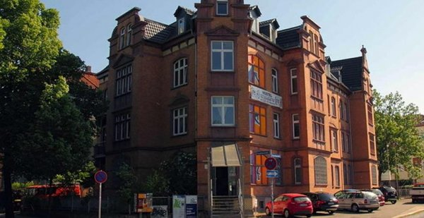 Re 4 Hostel, Erfurt