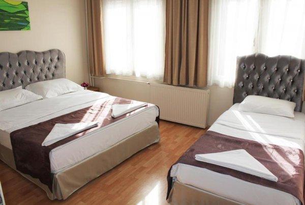 Sultan Hostel, Stambuł