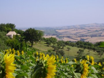 Il Sorger Del Sole Country House, Macerata