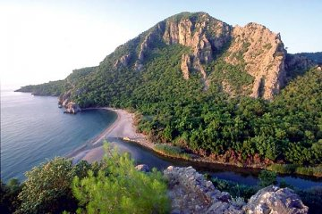 Zeus Pension and Hostel, Olympos