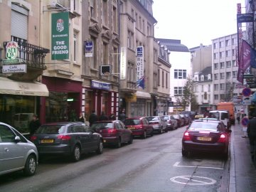 Hôtel Yasha, Luxembourg City
