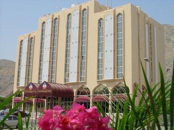 Hotel Golden Oasis, Muscat