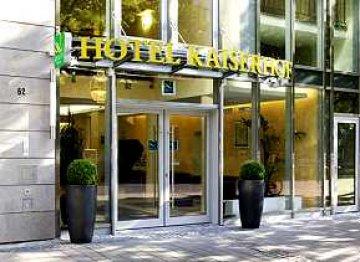 Quality Hotel Kaiserhof, Offenbach am Main