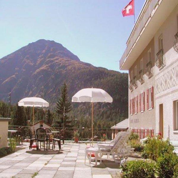 Hotel Bernina, ポントレジナ