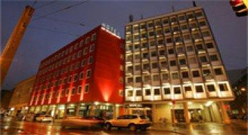City Hotel, Hanoveris