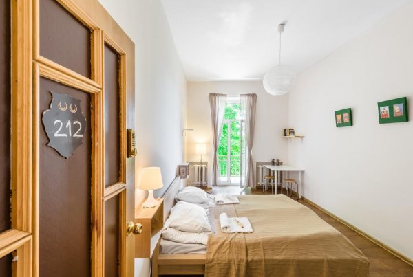 Downtown Forest Hostel and Camping, Vilnius