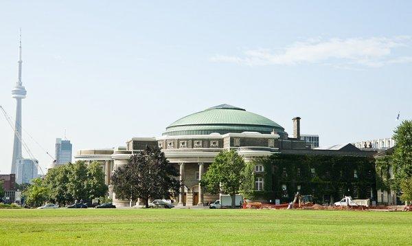 University of Toronto - New College Residence, 多倫多