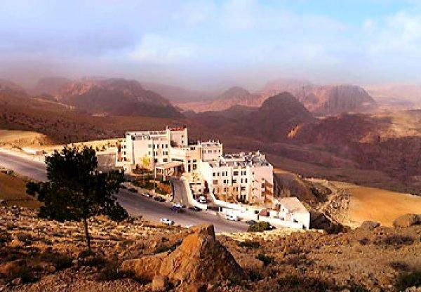 Petra Marriot Hotel, Petra