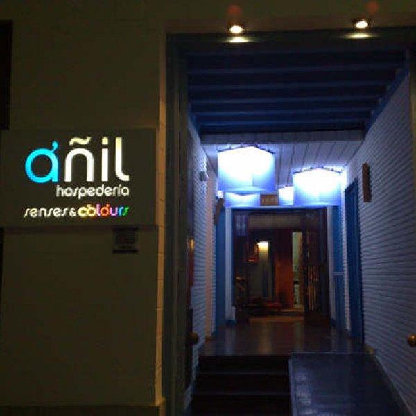 Senses and Colours Añil Hotel, Cordoue