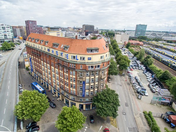 A&O Hamburg Hauptbahnhof, 함부르크