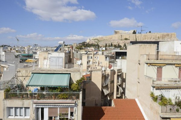 Athens Backpackers, Атина