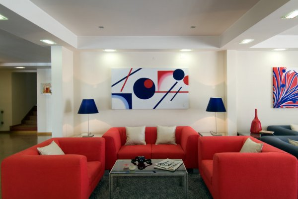 Hotel Cruz Alta, Fatima