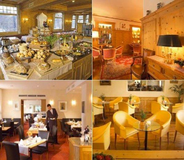 Hotel Albris, Pontresina