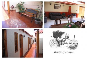 Hostal Colonial, Arica
