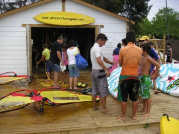 Las Palmeras Camping & Bungalows , タラゴーナ