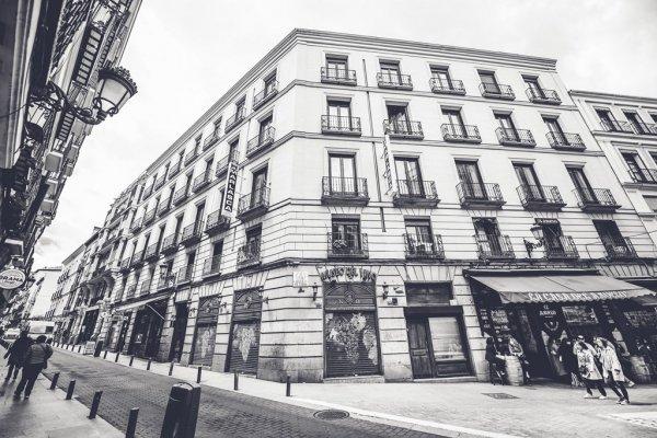 Hostal Marlasca, Мадрид