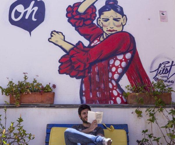 Oasis Backpackers' Hostel Sevilla, Sevilla