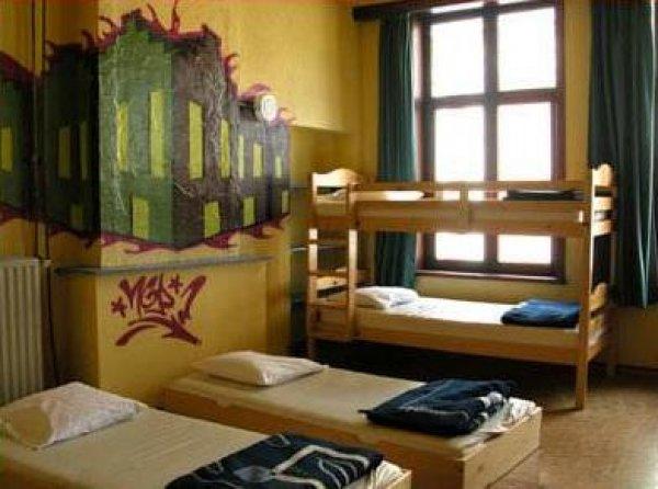 Snuffel Backpacker Hostel, Bruges