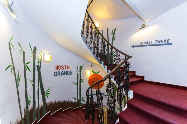 Hostel Orange, Praga