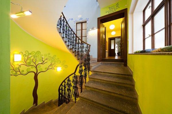 Hostel Orange, Prag