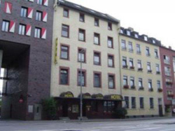 Hotel Central, Frankfurt