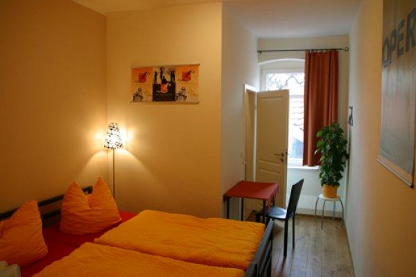 OPERA Hostel, Эрфурт