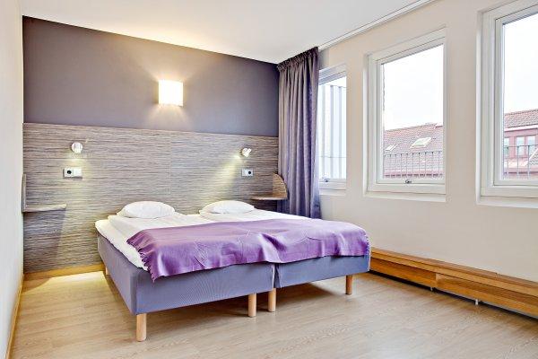 Arena Hotel, 괴텐버그