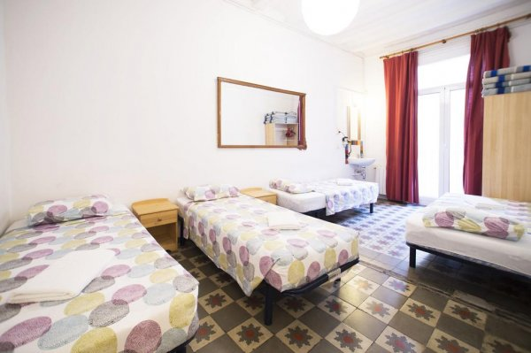Pension Arosa, Barcelone