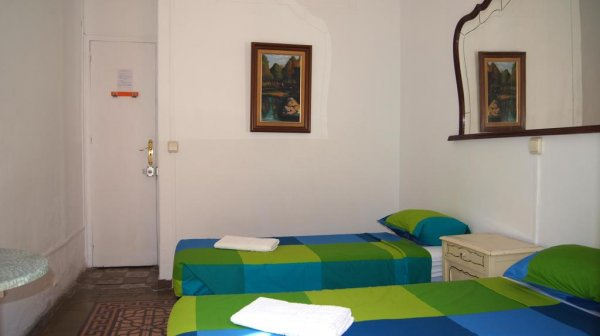 Pension Arosa, Barselona