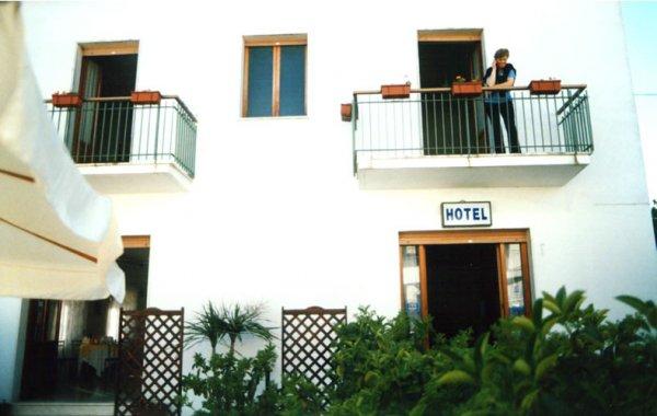 Hotel Il Gabbiano, Otranto